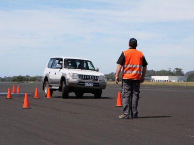 Defensive Driving Training (DDT)