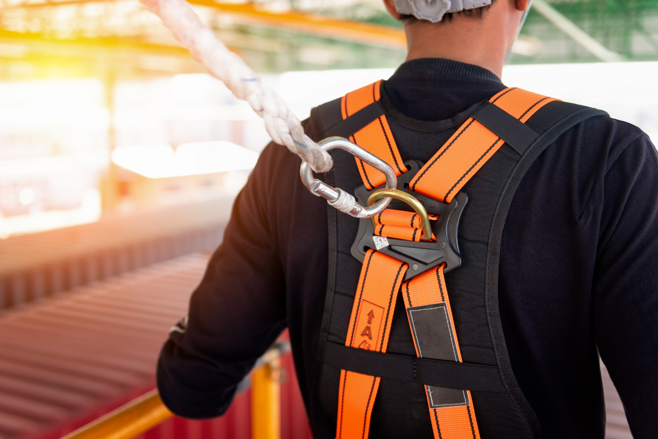 CTSAFE working at height course