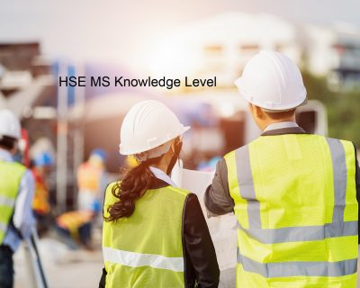 HSE MS Knowledge Level Course